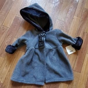 Starting Out Jackets & Coats - Baby peacoat